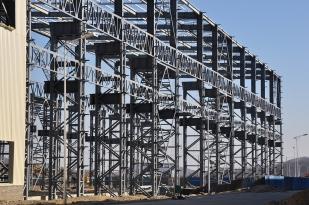 电站锅炉钢结构