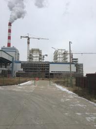 锡林热电2x350MW超临界锅炉