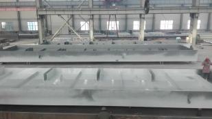 中电投本溪电厂2x350MW 大板梁