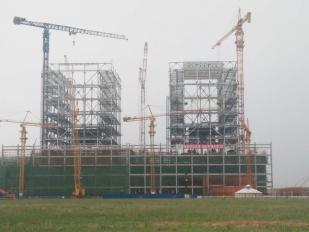 神华胜利电厂2660MW超临界锅炉